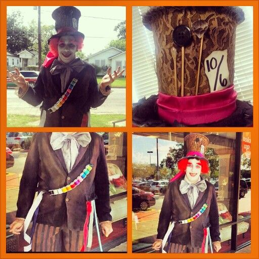 alice in wonderland mad hatter costumes diy scary
