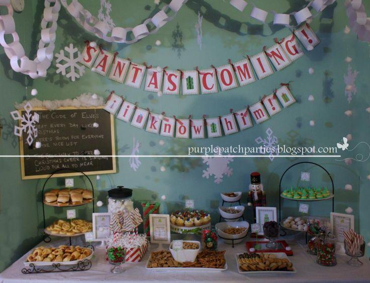 Elf Christmas Decorations Movie