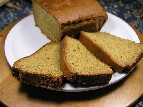 Pumpkin Banana Gluten-Free Bread! Gonna bake this in a few days I ...
