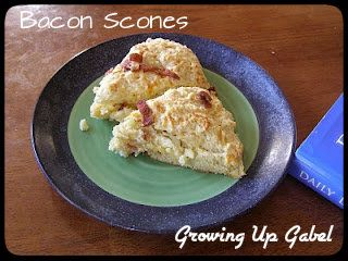 Bacon, Egg, and Cheese Scones http://growingupgabel.com/2012/03/bacon ...