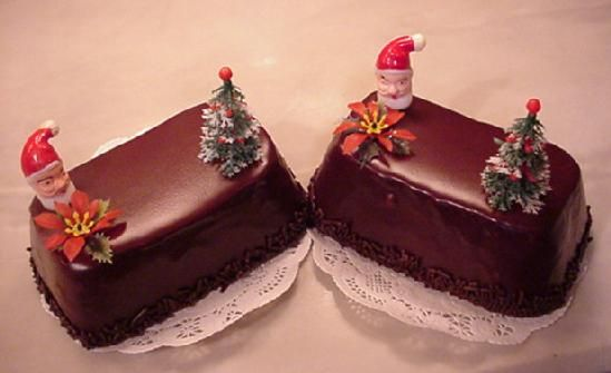 Chocolate Hazelnut Torte - Holiday Cakes | Sweet ~ Christmas | Pinter ...