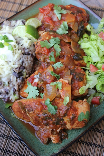 ... like this: cilantro lime chicken , lime chicken and cilantro lime