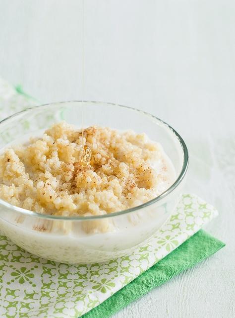 Quinoa porridge | Recipes | Pinterest
