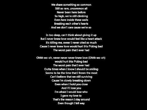 Heart attack movie songs lyrics