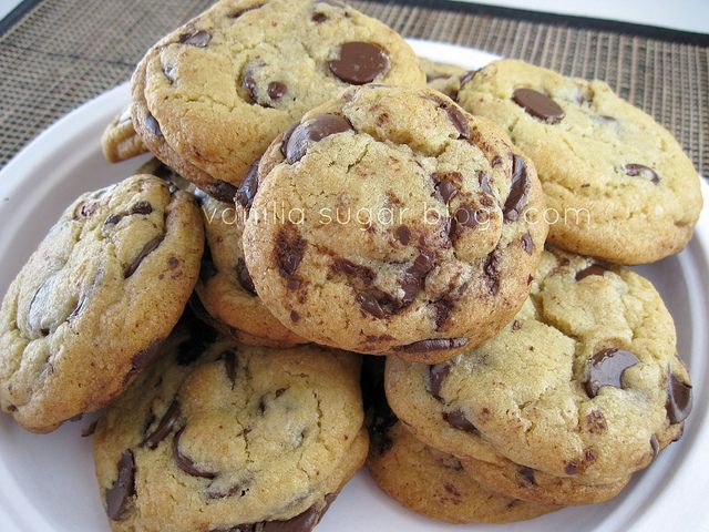 Jacques Torres Chocolate Chip Cookies | Cookies | Pinterest