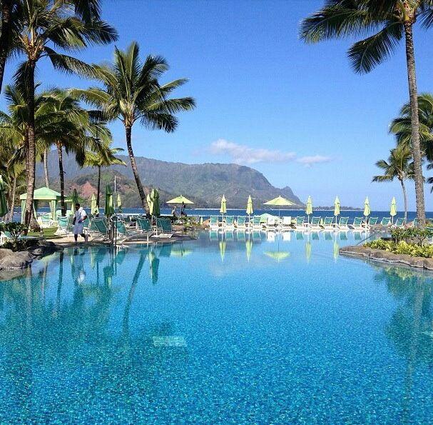 St Regis Princeville Kauai | Hawaii | Pinterest