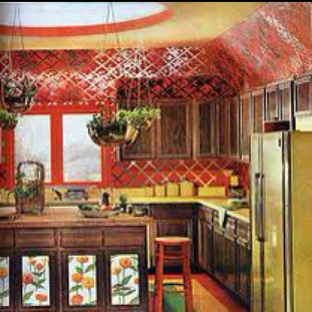 1970s kitchen 70 s time memories
