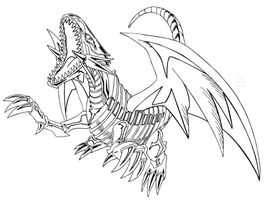 blue dragon coloring pages - photo#10