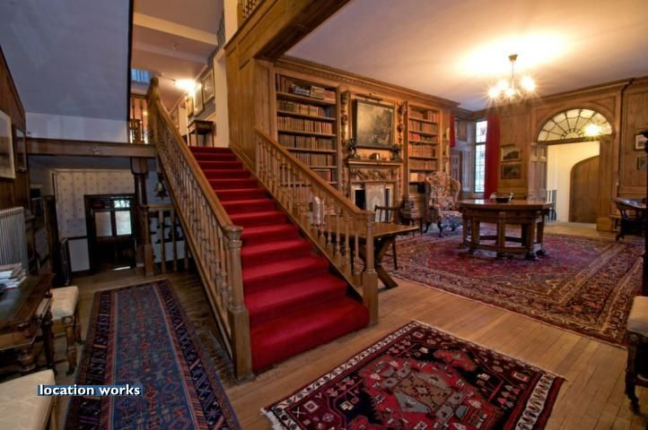Location Works Palaces Stately Homes Period Interiors Pinterest