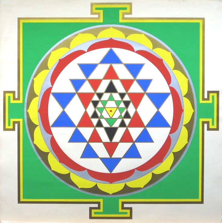 Shree Yantra Yoga And Tantra Somathread