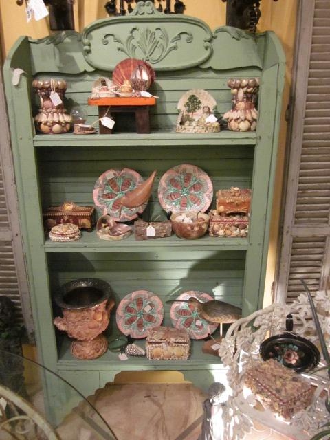 Lovely shelf for home or the beach