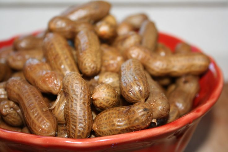 Cajun Boiled Peanuts | Dips>Soup>Appetizer's | Pinterest