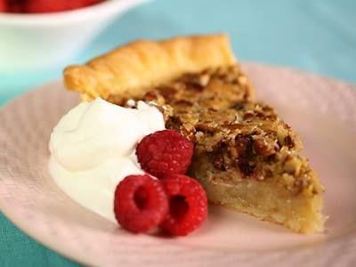 Vinegar Pie | Holiday Food | Pinterest