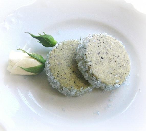 Earl Grey Tea Cookies 1 Dozen Tea Lovers Easter by ButterBlossoms, $11 ...