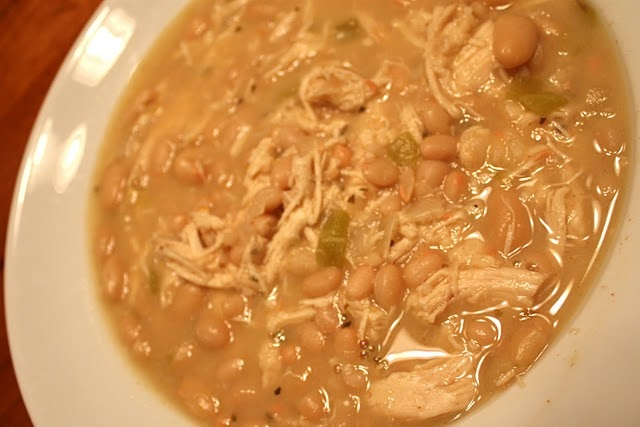 White Bean Chicken Chili | For the