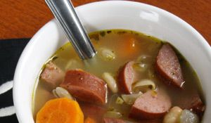 Swanson Great Northern Bean Soup is a blend of Eden Foods Great ...