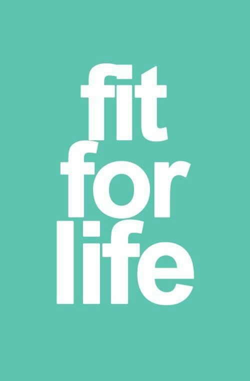 fitness for life And fitness for life by brittney saline instead of obsessing over the scale,  daniel casey measures his success in accomplishments, not.
