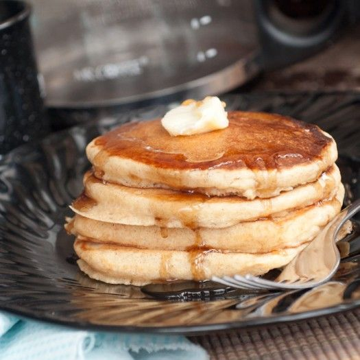 Amazing, Healthy Spelt Pancakes | Pancakes, Waffles & Syrups | Pinter ...