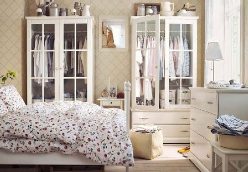 Maximal furniture function trends design 2012 bedroom design ideas for small space by ikea large - Ikea bedroom furniture for small spaces collection ...