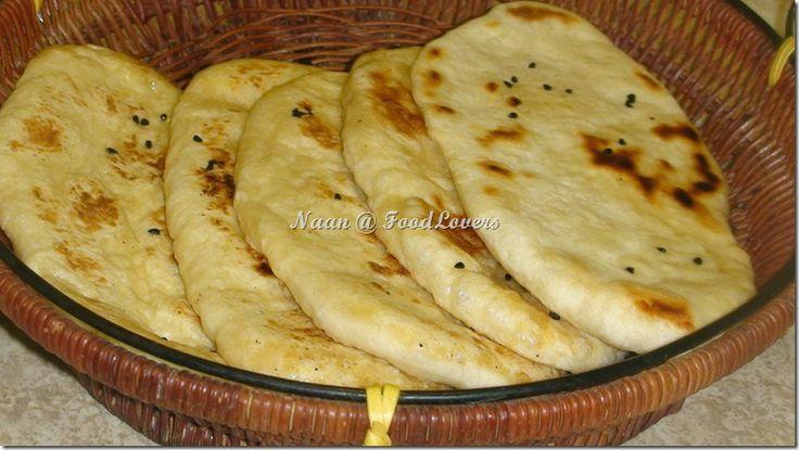 Indian Roti Recipe | Flat Indian Bread :Roti N Naan - RECIPE ON SITE