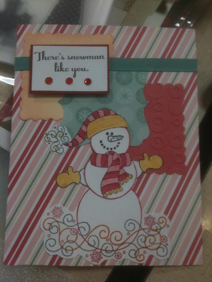 Christmas Card Ideas Close to My Heart