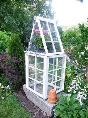 Small Greenhouse Gardening Pinterest