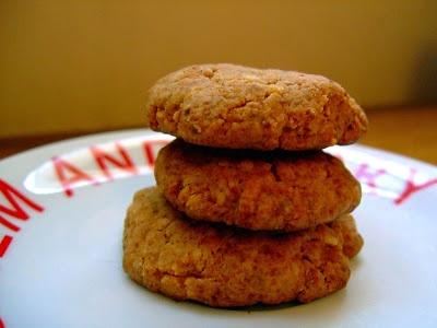 Peanut Butter Coconut Cookies | Dessert | Pinterest
