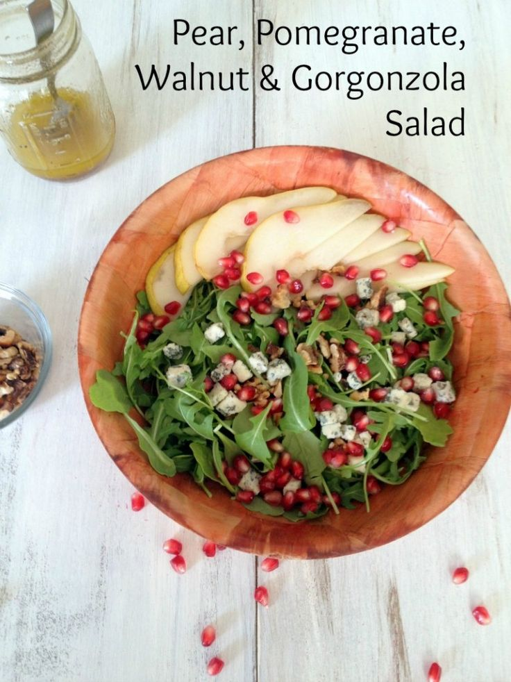 ... gorgonzola and arugula salad missy s candied walnut gorgonzola salad