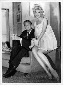 ... -John-Agar-Movie-Actor-June-Wilkinson-Pajama-Tops-Chicago-Press