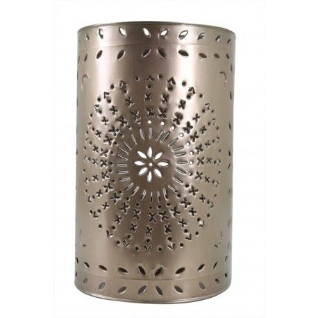 Tin Wall Sconce Mexican Wall Art Pinterest