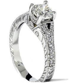Vintage Antique engagement ring