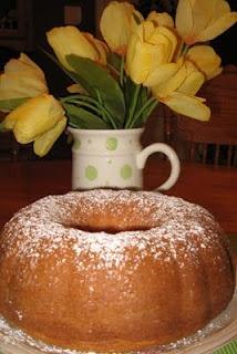 almond cream cheese pound cake | Sweet Treats! | Pinterest