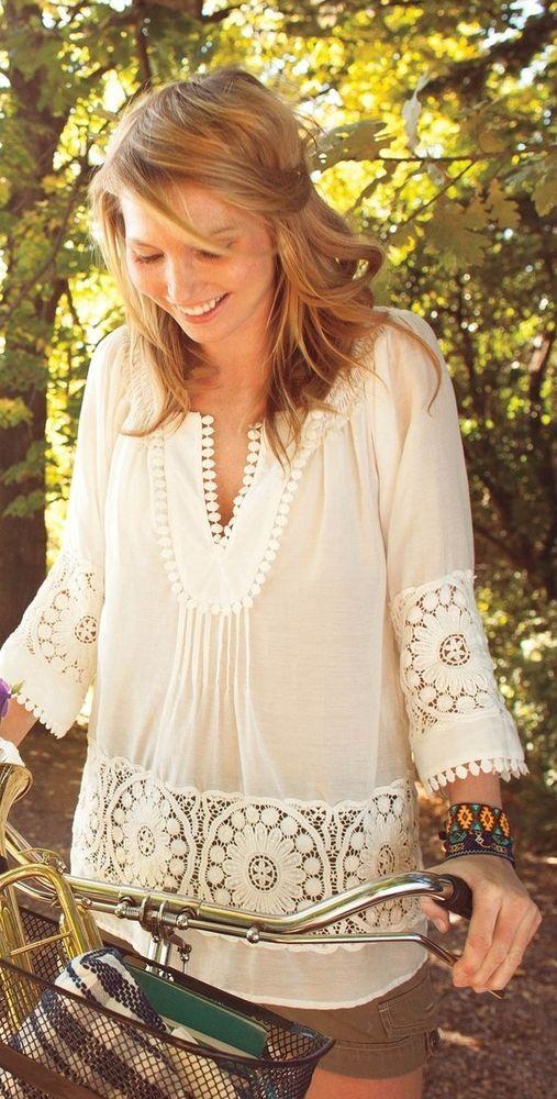 White Blouse Fashion Trend 63