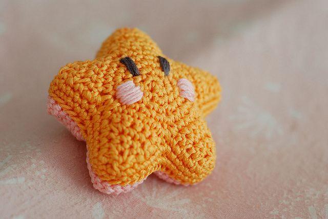 Amigurumi Starfish Pattern : Amigurumi Start - Tutorial. crochet Pinterest