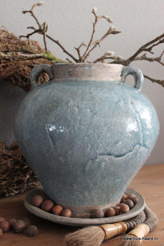 Landelijke woonaccessoires potten kruiken vazen huis for Landelijke woonaccessoires