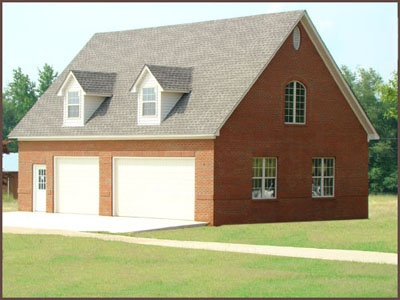 Extra garage with living quarters for the home pinterest for 3 car garage with living quarters