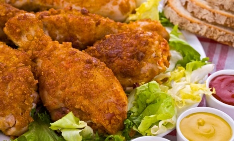 Oven-Baked Buttermilk Chicken | Chicken Recipes | Pinterest