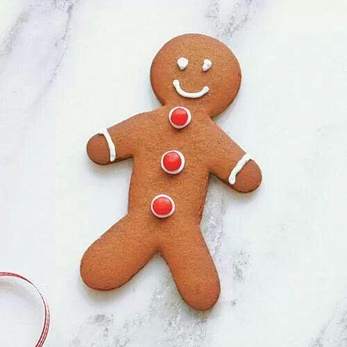 Gingerbread cookies | Sweets | Pinterest