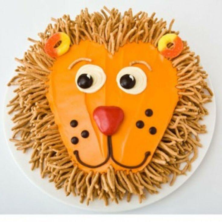 food lion birthday cake designs