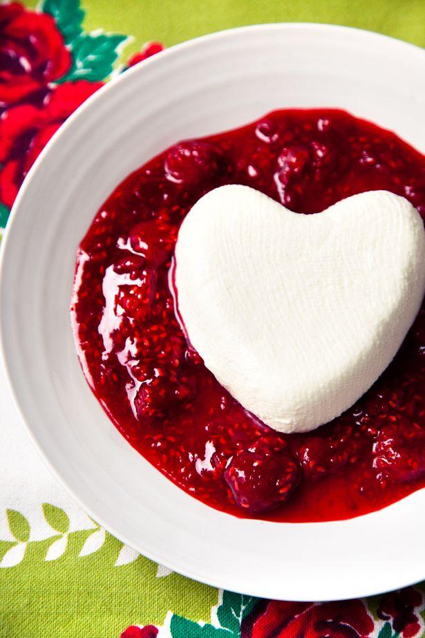 Coeur a la Creme | Holidays | Pinterest