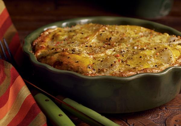 Potato Frittata | Frittatas, Strata & Quiches | Pinterest