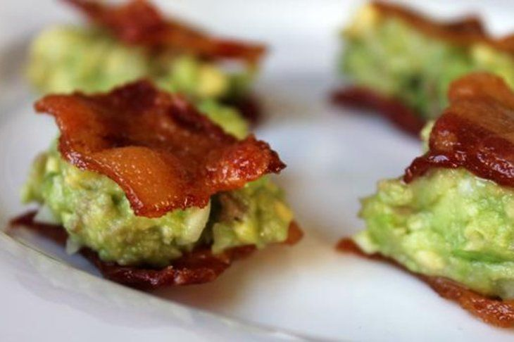 Avocado & Bacon Sammies | For The Love of Bacon | Pinterest