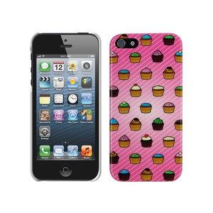iPhone 5 Hard Case Cupcake