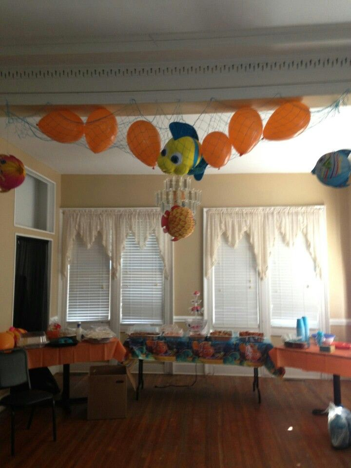 finding nemo baby shower baby shower ideas