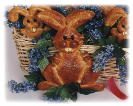 Bunny Bread | Bunny | Pinterest
