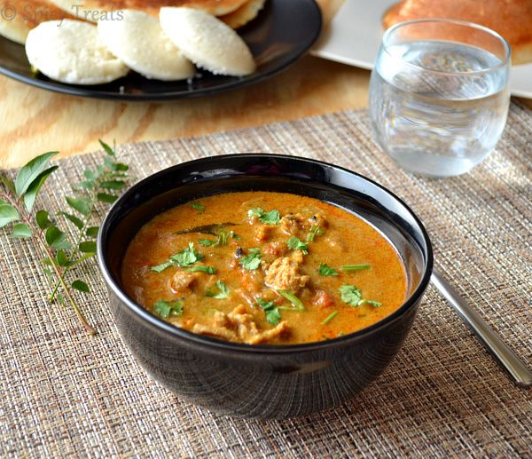 Easy pressure cooker chicken curry