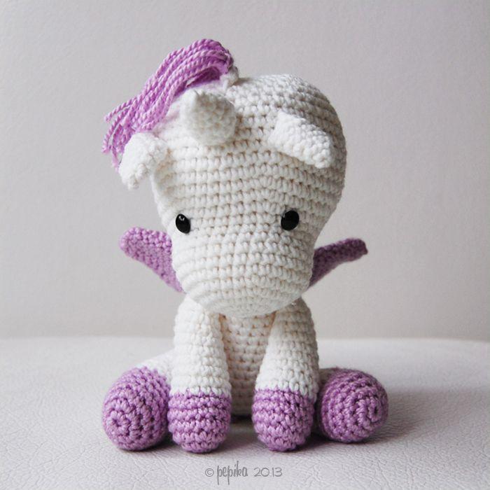 Amigurumi Unicorn haken Pinterest