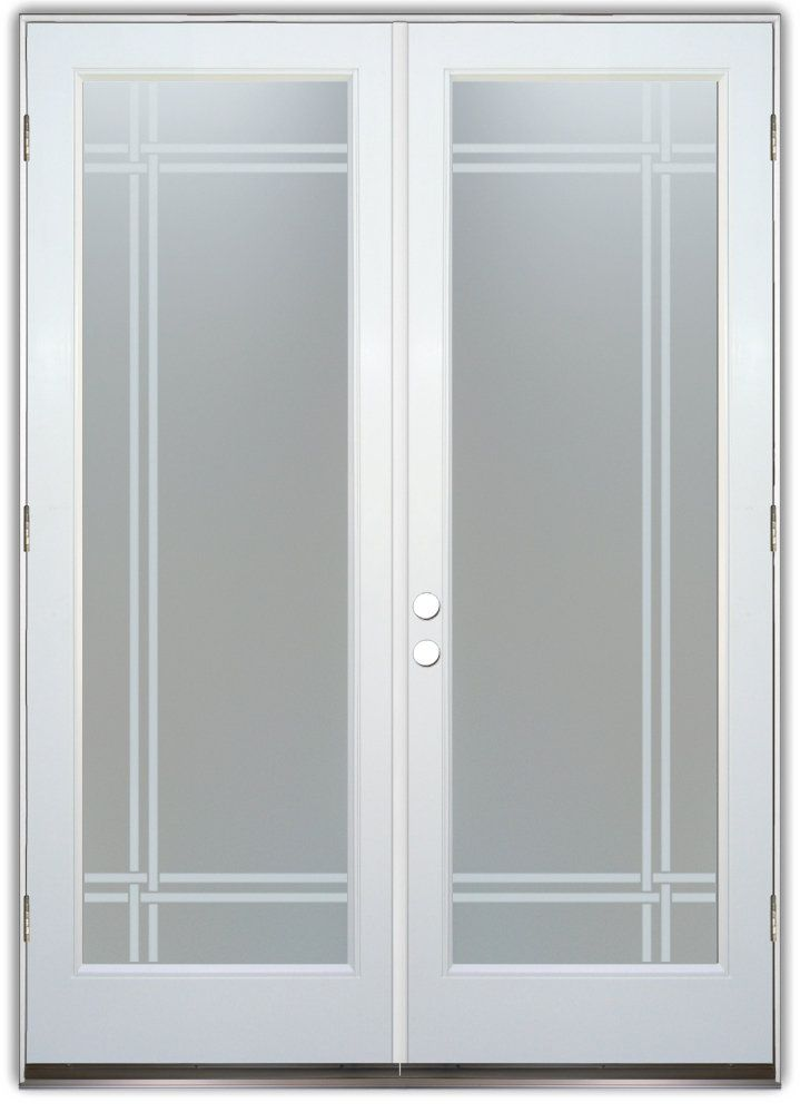 Pin by sans soucie art glass on double entry doors for Double entry doors with glass