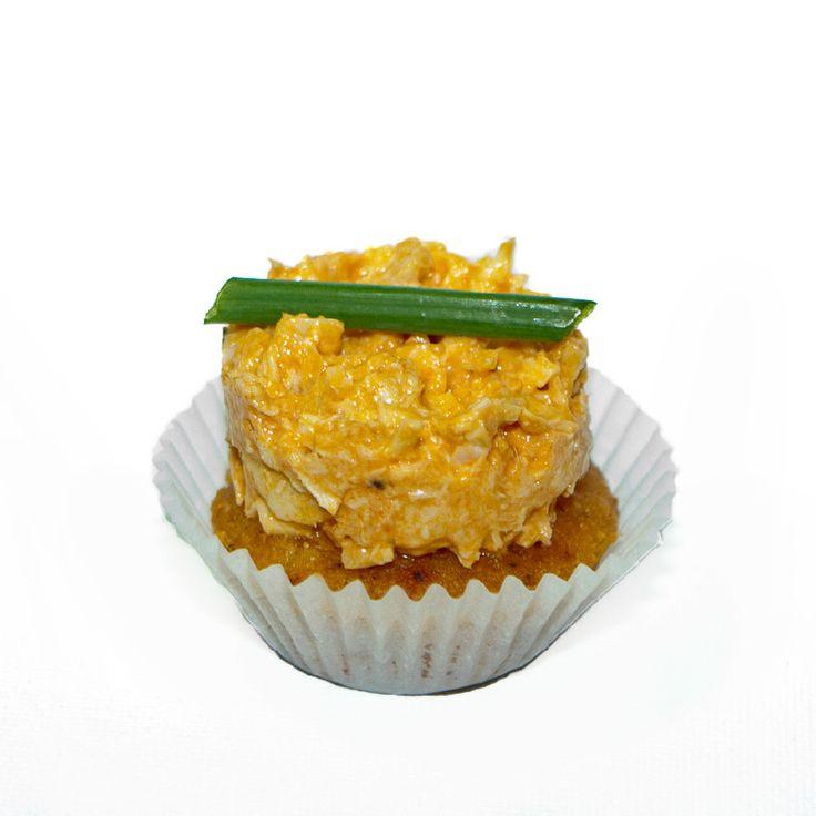 Savory Thyme Turnip Cupcakes Recipe — Dishmaps