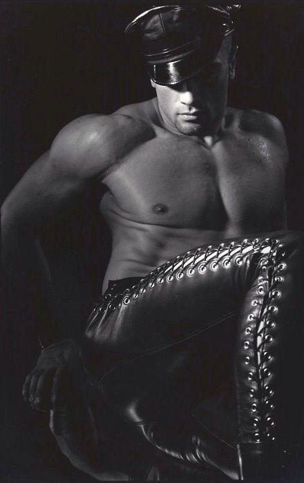 Modelo masculino negro sexy